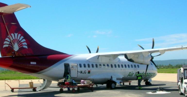 Air Madagascar ATR-42-500