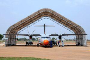 ATR-42 Surveyor de la Force aérienne nigériane