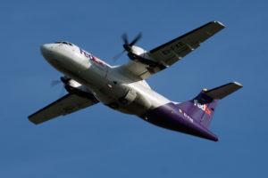 FedEx Express ATR-42 cargo variant