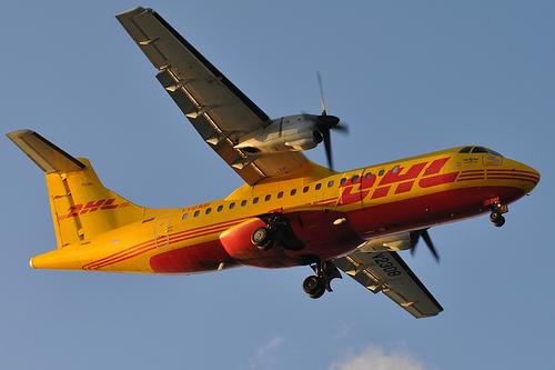 DHL (Venescar Internacional) ATR 42-320F - YV2308 (c/n 061)