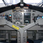 Cockpit of this De Havilland DHC-6-300 Twin Otter