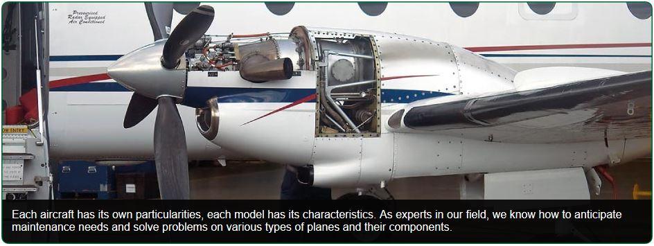 Parts & Services - Aviation Zenith